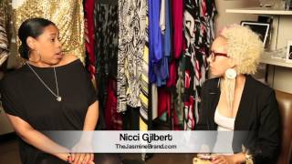 Singer Reality Star Nicci Gilbert Talks