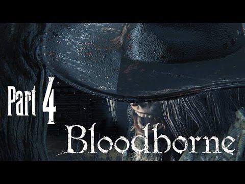 Bloodborne Walkthrough Part 4 - TINY MUSIC BOX (PS4 Exclusive)
