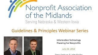 E-Learning   Information Technology   World Class IT on a Nonprofit Budget wtih P&L Technology