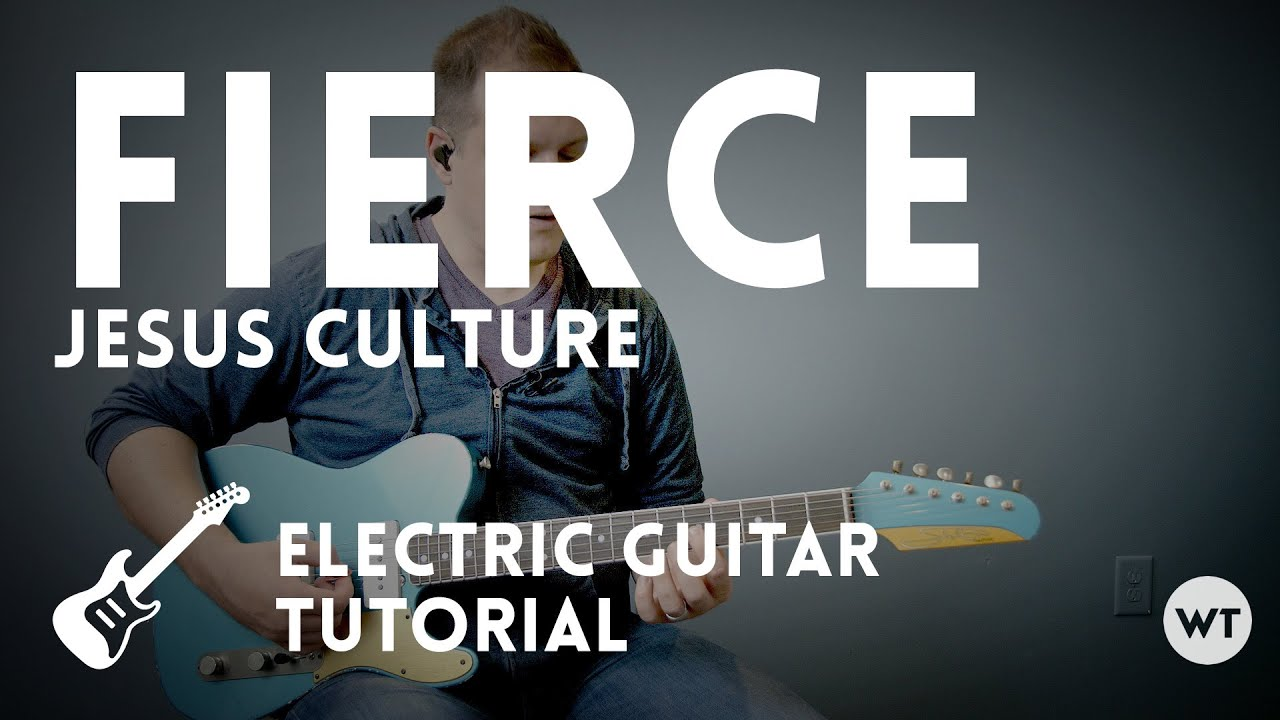 Alleluia guitar tutorial w/ jeffrey kunde jesus culture music.