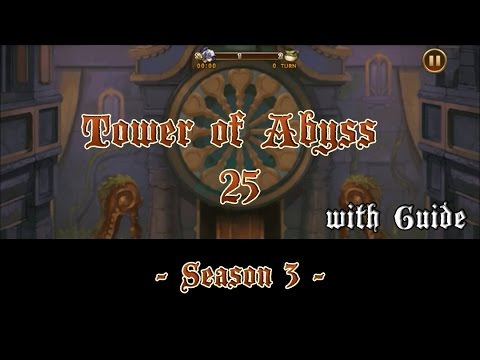 Seven Knights - Tower of Abyss FL 25 (Season 3)