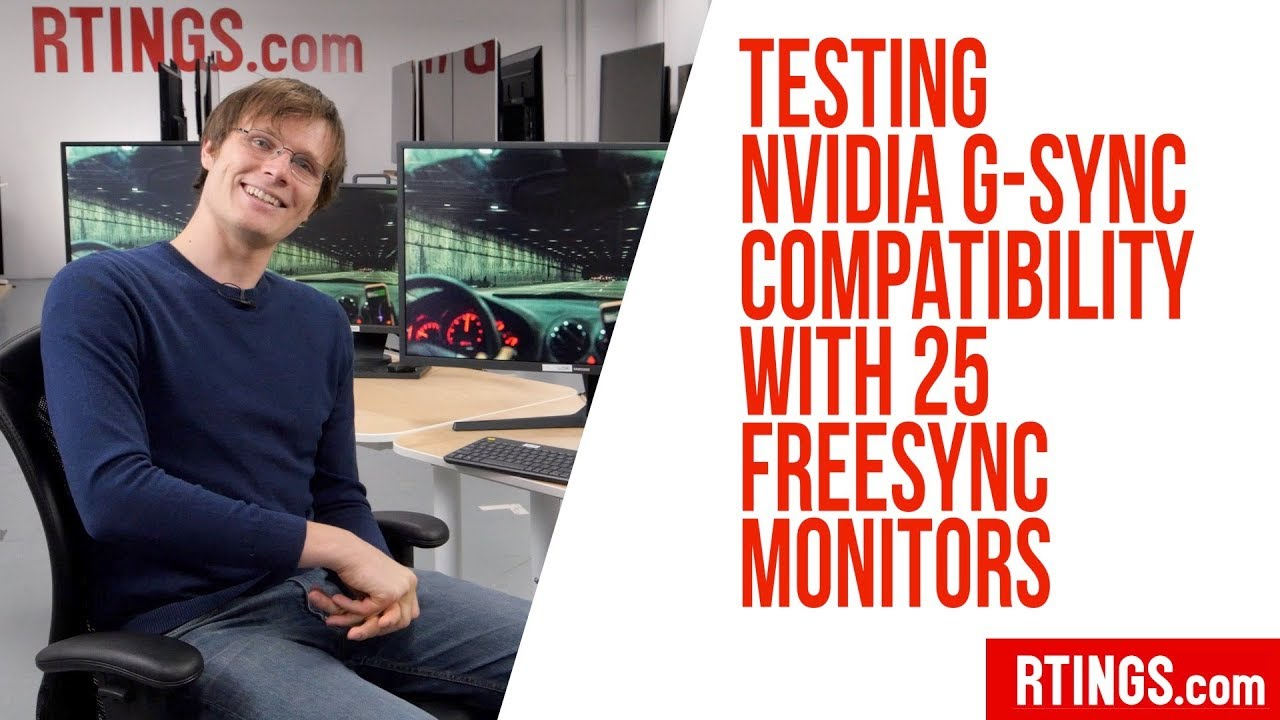 Testing NVIDIA G-Sync compatibility with 25 FreeSync monitors – RTINGS com
