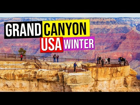 Grand Canyon National Park, Arizona. Road Trip USA #3