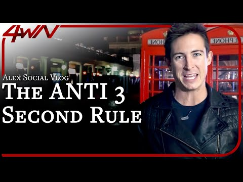 The Anti 3 Second Rule (True Power of Empathy, Advanced Pick-Up Theory)