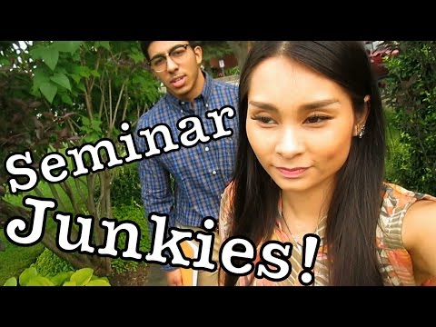 Seminar Junkies: Income Property - LaustinTiime Vlog
