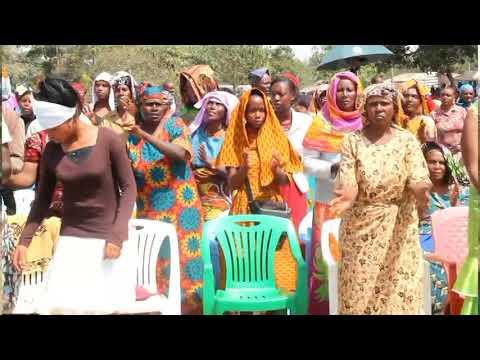Bishop Elibariki Sumbe - Mkutano wa Mungu kuirehemu Meru. Uwanja wa King'ori