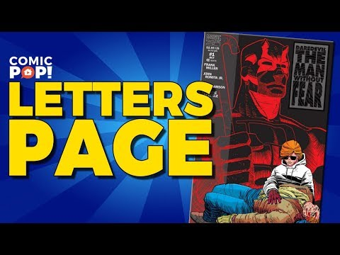 It's all comics in this episode! | Letters Page