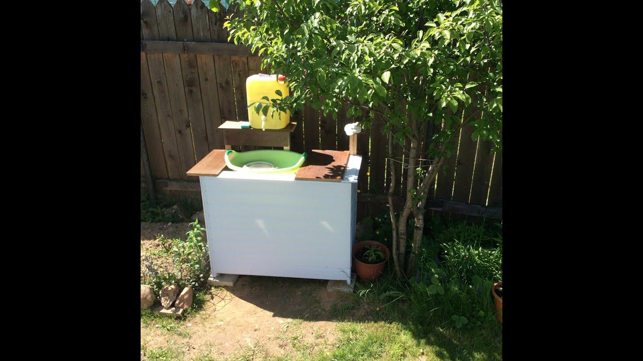 Умывальник душ своими руками фото 961