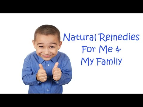 Natural Remedies For Chidren Using Homeopathy, Nutrition, Supplements,Herbs & Hydrotherapy