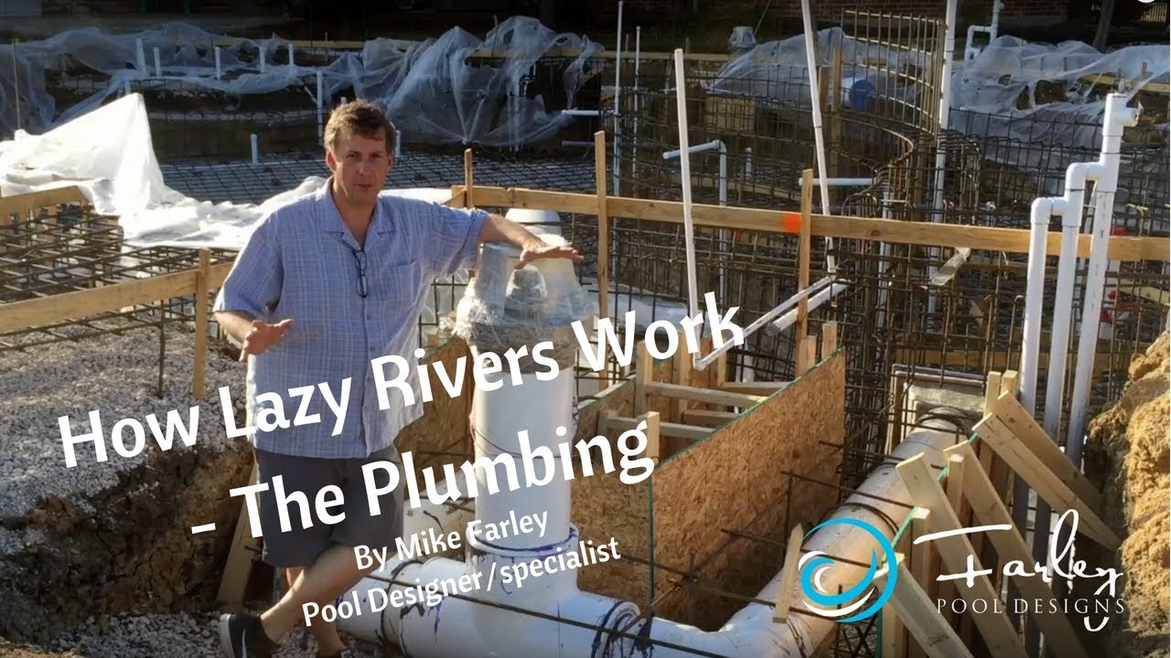 how lazy rivers work the plumbing youtube