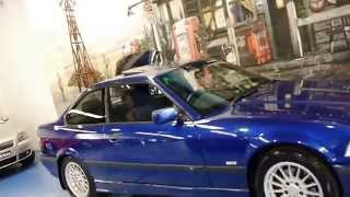 1999 BMW 318iS M-Sport E36 Coupe
