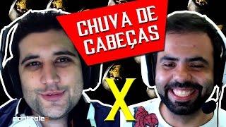 Mortal Kombat X - CHUVA DE CABEÇAS - Davy x Igor