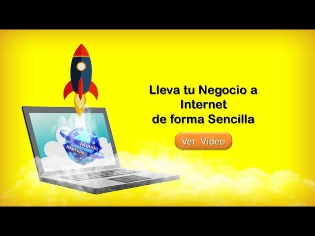 COMO EMPEZAR TU NEGOCIO EN INTERNET DE MANERA SENCILLA - CURSO DE MARKETING ONLINE