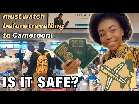 ULTIMATE CAMEROON TRAVEL VLOG: must watch before traveling to Cameroon!
