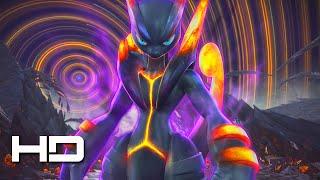 POKKEN TOURNAMENT: ENDING - VS Shadow Mewtwo Final Boss Battle   Walkthrough Gameplay