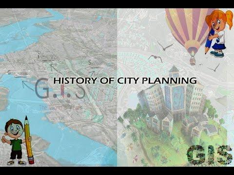HISTORY OF CITY PLANNING