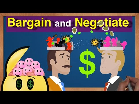 How to Bargain and Negotiate | 20 Tips on How to Haggle