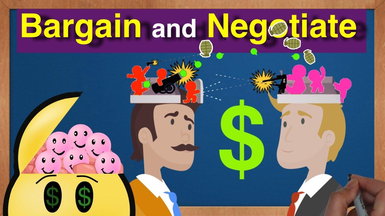 Cartoon Bargain Shopping — Stock Vector © ronleishman