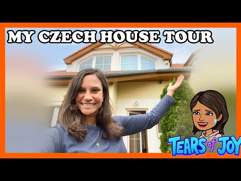 MY CZECH HOUSE TOUR - Living almost in Prague