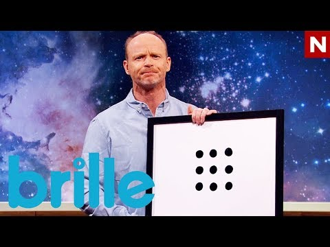Brille | Klarer du å løse denne IQ testen? | TVNorge