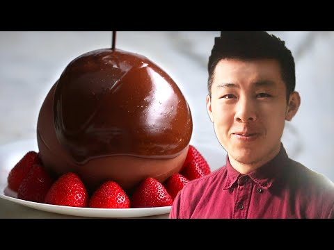 Magic Chocolate Ball: Behind Tasty