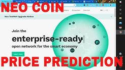 NEO Price Prediction 2020 Neo Coin Price Prediction 2020 2025 Neo CryptoCurrency