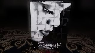 Unboxing Rihanna - Diamonds World Tour Book