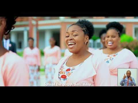 Download KWAYA YA VIJANA KKKT KEKO KVK - Nyanyua Bendera  (Official Video)