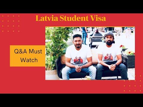 Latvia Student Visa malayalam Q&A With Mallu Navigators#Latvia Europe visa#study in latvia low cost