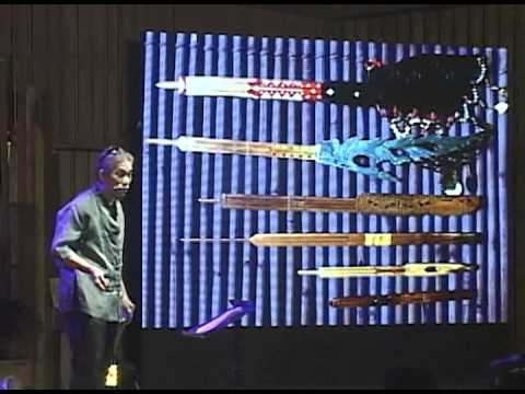 How I became a native: Joey Ayala at TEDxDiliman