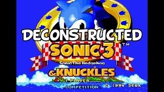 Sonic 3 and Knuckles - Azure Lake - Deconstructed