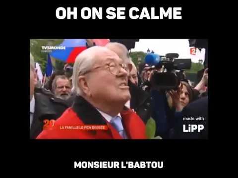 Jean Marie Le Pen vénère