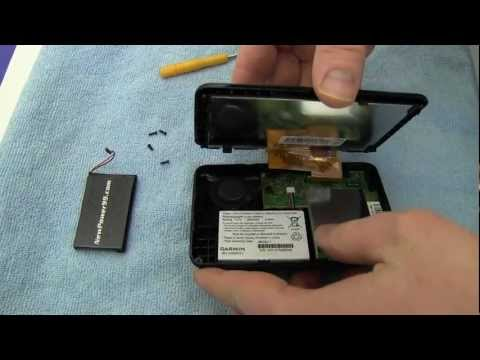 How To Replace Your Garmin Nuvi 2495 Battery