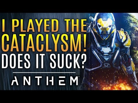 I Played Anthem's Cataclysm: Every Detail! How It Affects Free Play! New Gameplay!