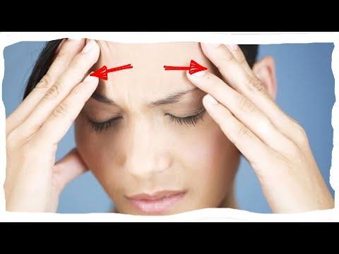 Когда голова болит в висках