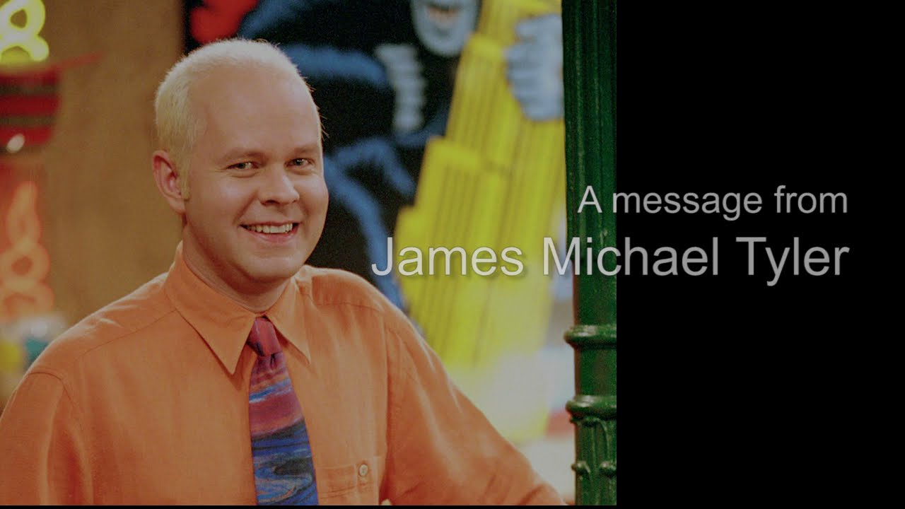 'Friends' actor James Michael Tyler has stage 4 prostate cancer ...