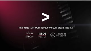 Introducing Mercedes-Benz Applied Science and Ineos Sports!