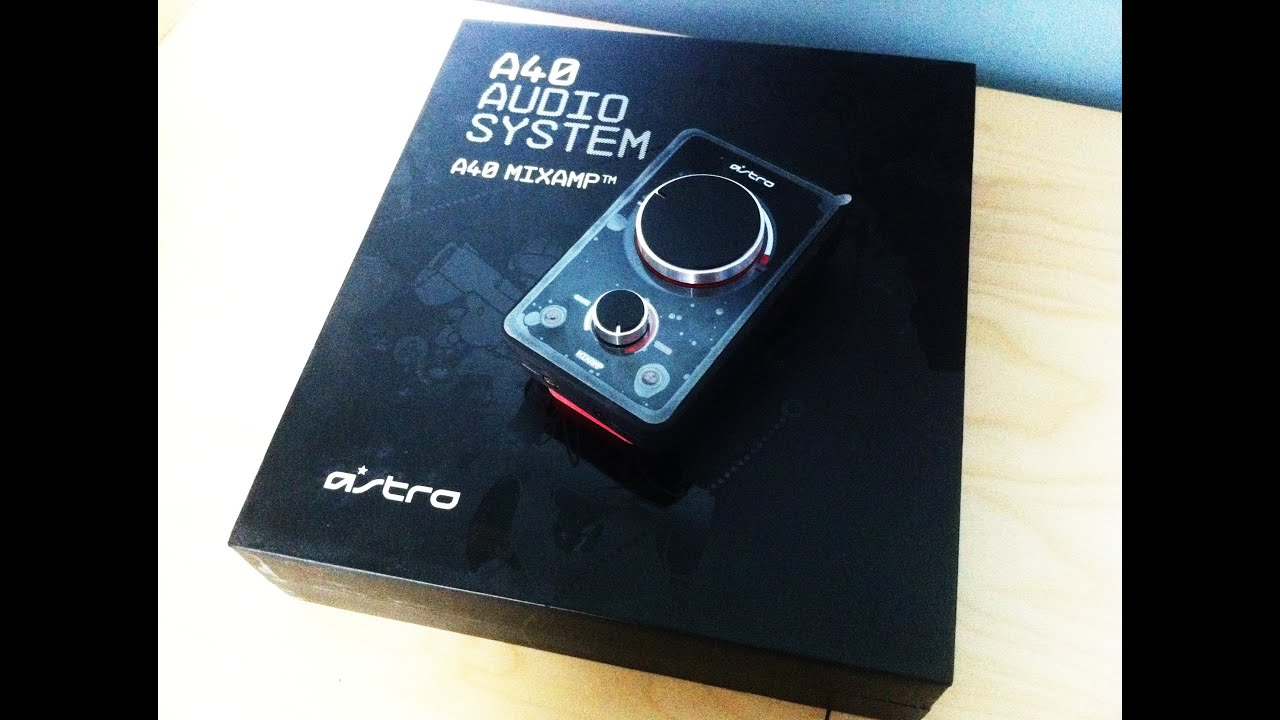 Astro Gaming 5.1 Mixamp Headset Set Up Cables Accessories Xbox PS3 ...