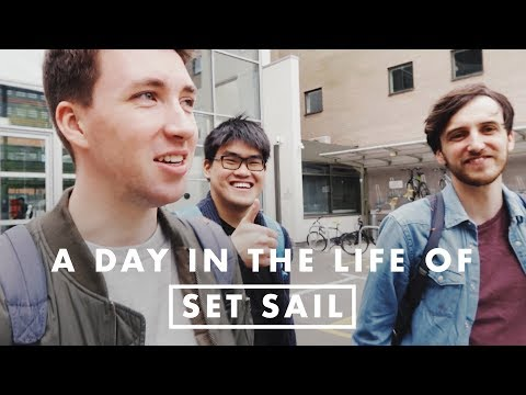 A Day In The Life Of Set Sail
