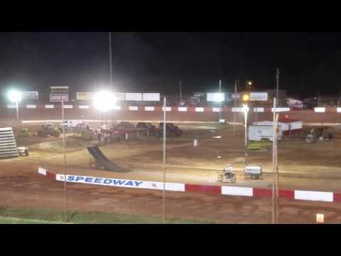 Motocross at Dixie Speedway