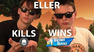 Fortnite - KILLS ELLER WINS (Official Music Video)