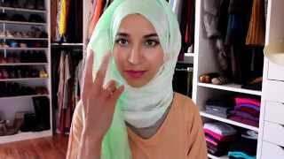 Simple Everyday Hijab Style Thumbnail