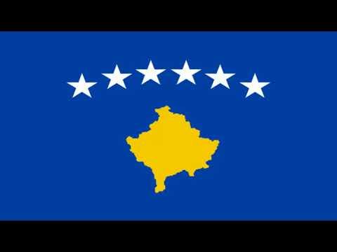 Státní hymna Kosovské Republiky / State anthem of the Republic of Kosovo