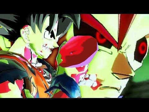 ZOMBIE GOKU (Custom EVERYTHING!) - Dragon Ball Xenoverse 2 Mods | Pungence