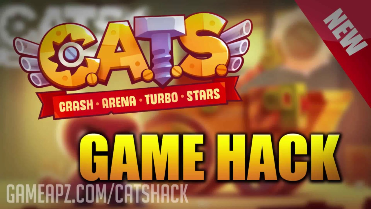 CATS Crash Arena Turbo Stars Hack - Unlimited Free Coins & Gems CATS Hack  2017 (WORKING)