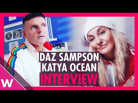 "Daz Sampson & Katya Ocean ""Give You Love"" | Belarus Eurovision 2021 Pre-Selection (INTERVIEW)"