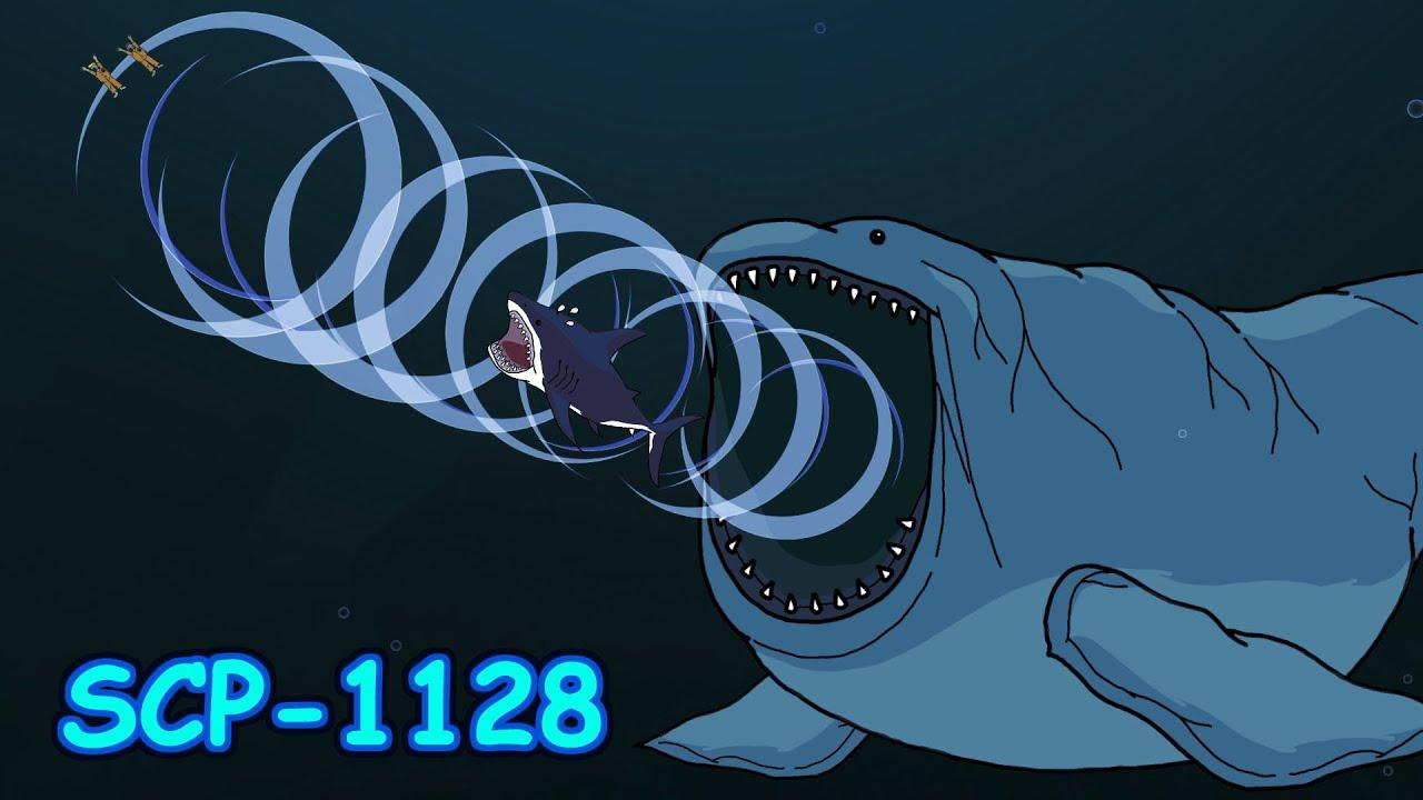 Download SCP-1128 Aquatic Horror (SCP Animation)