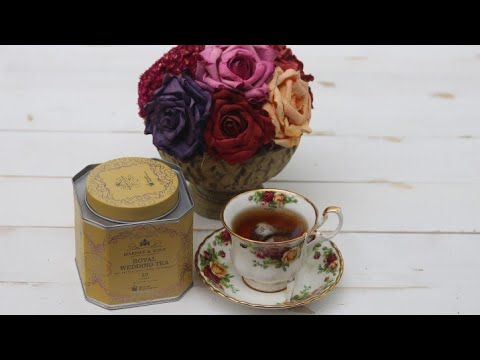 Review: Harney and Sons Royal Wedding Tea