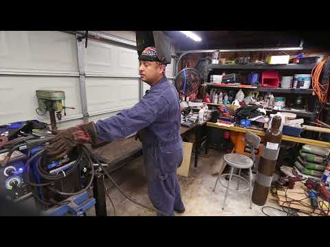 Metal Project: Equipment Dolly Fabrication - Part 1