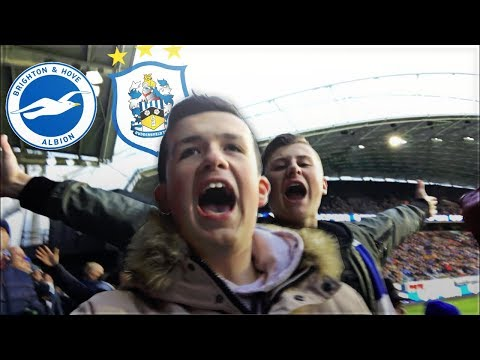 """NO Fight, NO Passion, NOTHING"" Huddersfield Town Vs Brighton & Hove Albion 